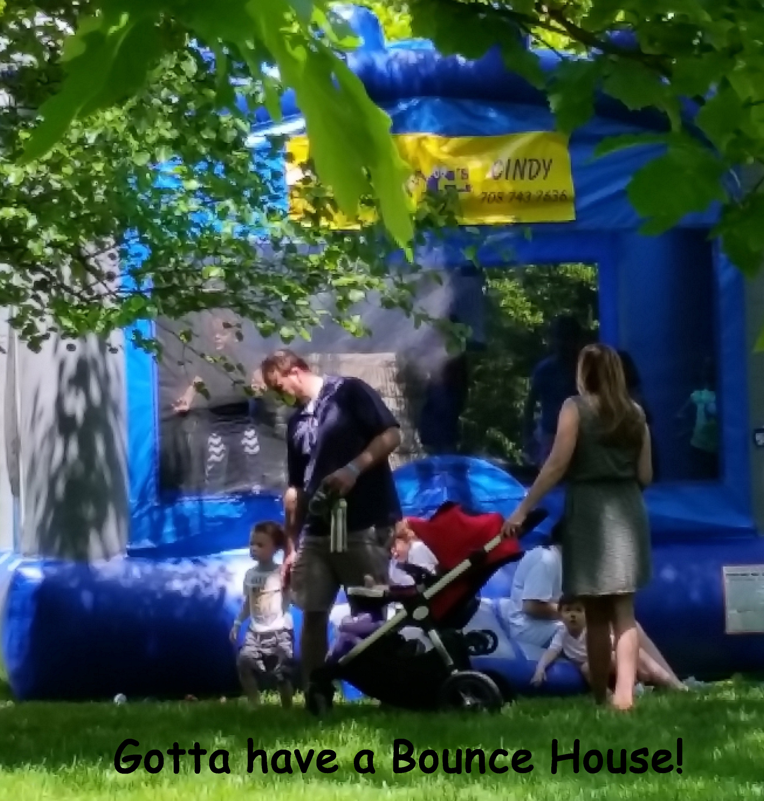 Bounce Housecap